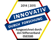 [frevel & fey] mit Innovations-Preis ausgezeichnet